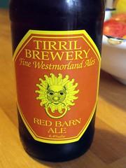 Tirril, Red Barn, England