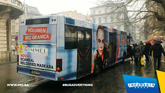 Info Media Group - Rimmel, BUS Outdoor Advertising, 12-2016 (16) (infomedia_group) Tags: bus advertising wrap outdoor branding busadvertising rimmel