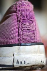 All Stars (ollily) Tags: pink macro linen sneakers taylor sneaker chuck makro chucks