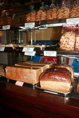 Peppers Bakery and Cafe Bread