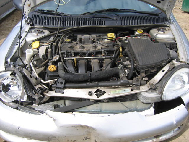 2002 dodge neon engine