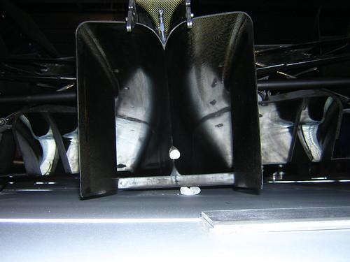 1999 McLaren F1 Diffuser