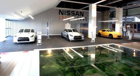 NISSAN Sportcars Shop