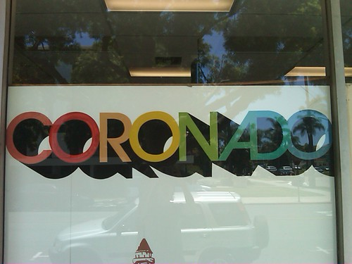 Coronado Typography