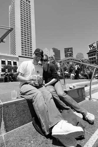 Caitlin & her man