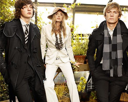 Burberry SS09 Campaigns_011(Burberry Official)