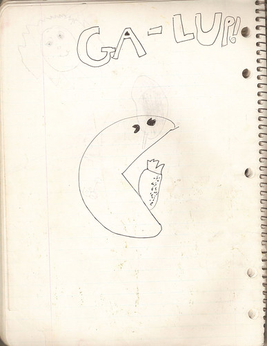 Pac-Man Ga-lup!