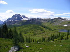 View south from Healy Pass (Swany) Tags: pass healy healypass