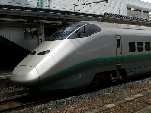 "E3系新幹線つばさ/E3 Series Shinaknsen ""Tsubasa"""