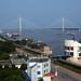 Bridge on the Yangtze River in Anqing Anhui China