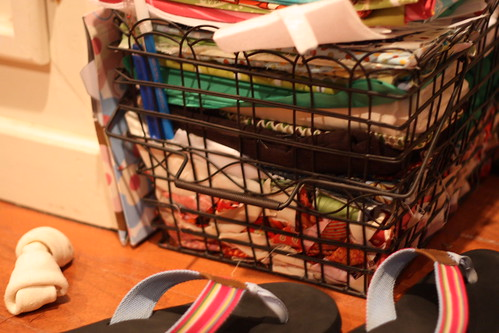the ever growing project basket