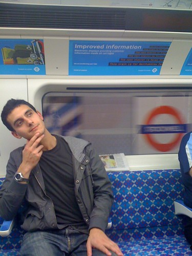 Peter Miller on new Victoria Line Train
