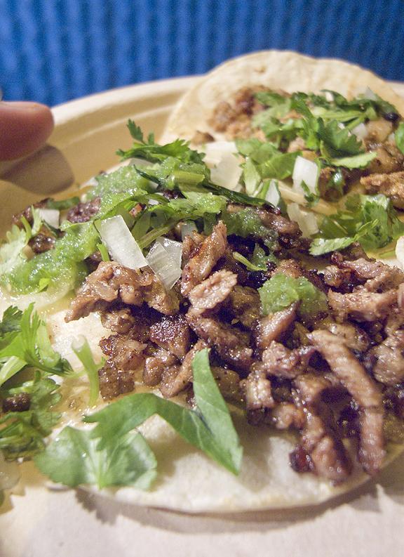 Figeroa & Avenue 45 Taco Stand, Highland Park