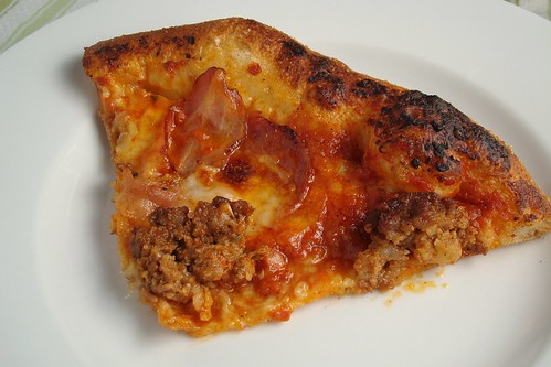 "Mozza's ""Meat Lovers"" Pizza"