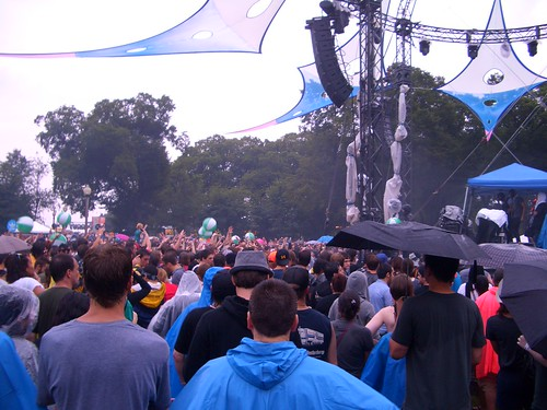 Crowd at My Bloody Beetroots