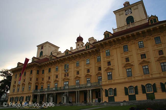 Palacio Esterházy, Eisenstadt. © Paco Bellido, 2006