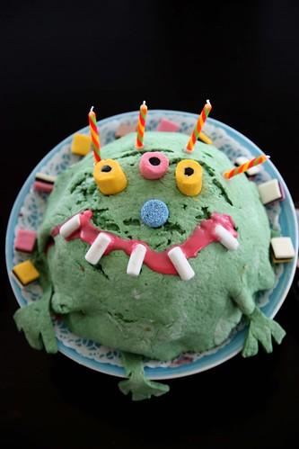 Niilo's birthday cake