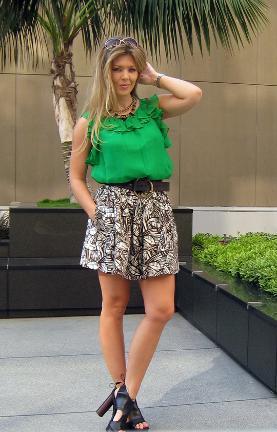 green-ruffle-blouse-1