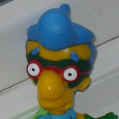 Foto SimpsonsBoneco