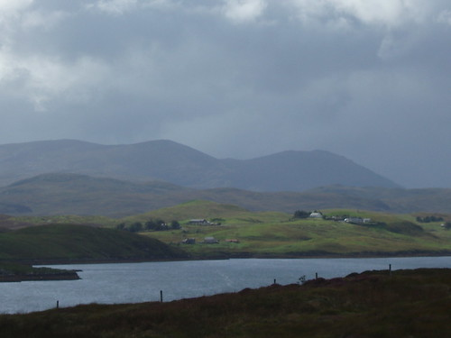 Habost, South Lochs, as seen from Keose