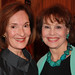 Donna McLarty and Ann Hand