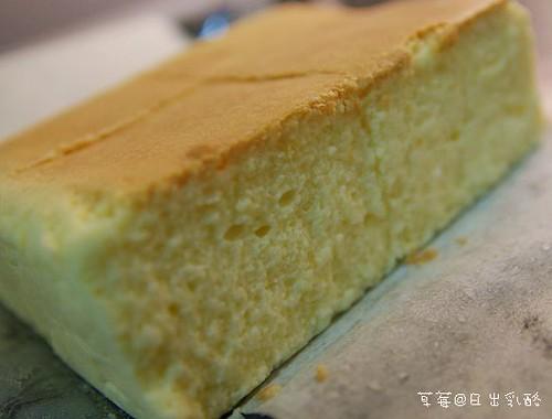 日出大地的乳酪蛋糕