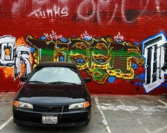 Keep (funkandjazz) Tags: sanfrancisco california graffiti und keep tunks