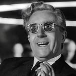 1964... Peter Sellers as 'Dr. Strangelove'