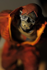 ashley wood boiler zombie (.BOZ.) Tags: wood closeup toys photography nikon close bokeh zombie ashley 3a boiler wwr ashleywood d700 threea 3atoys adventurekartel boilerzombie