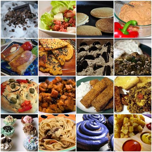 Vegan Food Mashup - 03 - Vegan Food on Flickr, with Recipes