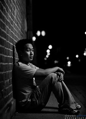 Gao's Boyfriend (Steven Pham | stevenphamphoto.com) Tags: auto life street boy bw white black boyfriend look photoshop photography 50mm prime model hands nikon focus downtown sitting hand cross d steve fast lifestyle style super sharp adobe steven af abercrombie nikkor f18 18 50 lense crossed fifty nifty autofocus 18d pham d90 f18d nikond90 nostrobistinfo nikond90club removedfromstrobistpool nikonnikond90d90adobephotoshopstevenstevephamphotography seerule2 nikonnikond90d90adobephotoshopstevenstevephamphotographylightroomphotoshoplightroomafnikkor50mmf18dnikonautofocusautofocusprimef1818d18dlensesupersharpfastfiftynifty50