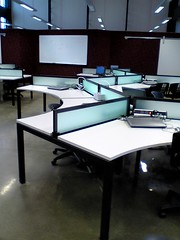 Desks in the Australian Technical College
