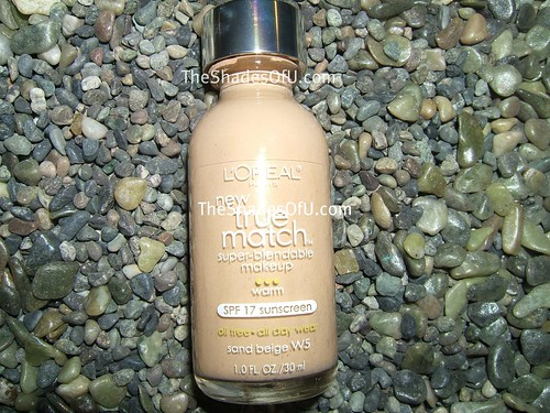 l oreal foundation makeup. I tried L#39;oreal True Match