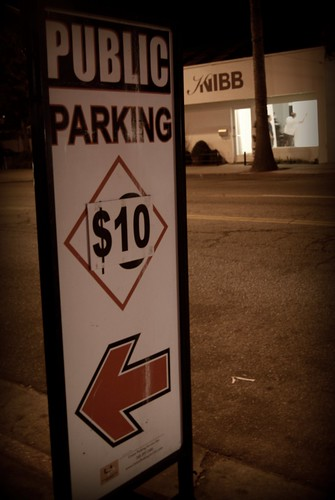 $10 Valet at the Brig - First Friday - 10/2 - An excellent option since parking is near impossible! by you.