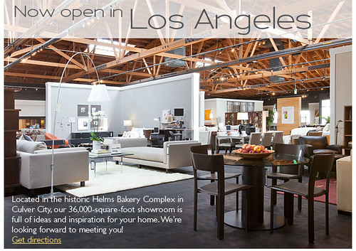 Room Board Showroom Los Angeles