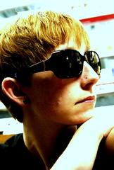 4/52 (new set) (OkirkImages) Tags: portrait sunglasses sp 52 femalephotographer