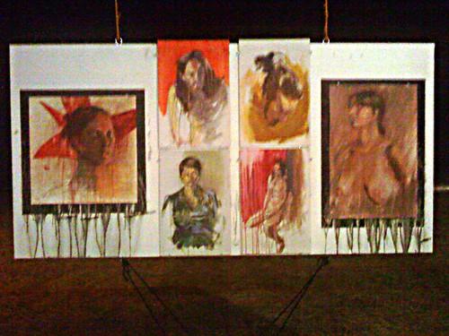 Art Outside 2009 Display