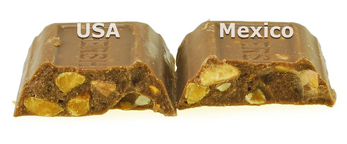 American & Mexican Hershey's Mr. Goodbar