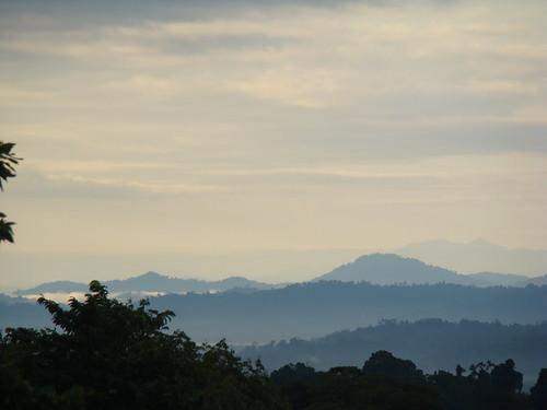 Panamá al amanecer desde Kekoldi