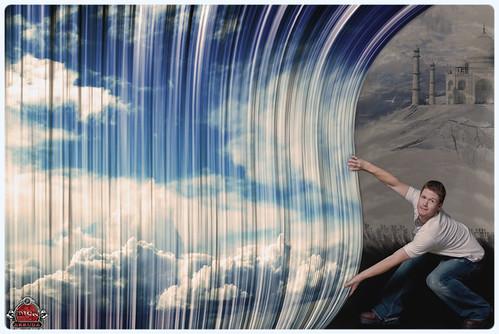 Curtain Clouds...