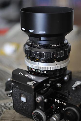 Nikkor 55mm f/1.2 S (11)