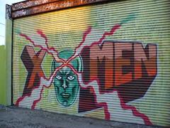 Xmen (Billy Danze.) Tags: chicago graffiti xmen