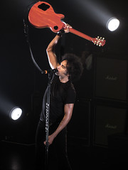 William DuVall - Alice in Chains (beautyinmetal) Tags: music minnesota rock metal club night chains concert alice live grunge 21st minneapolis first william september avenue 2009 duvall in