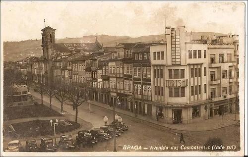 Braga - Avenida dos Combatentes - Lado Sul 2