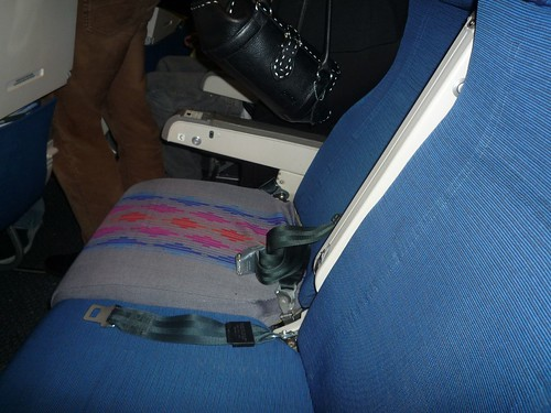 Rogue Seat Cushion on My 757 Home