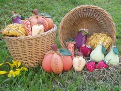Frutas (Sonhos de Tecido) Tags: frutas patchwork tecido