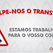Placa de Advertência - Transtornos