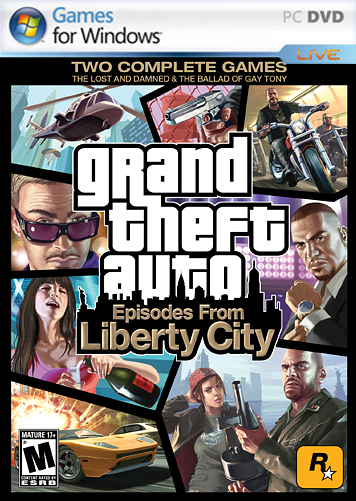 Download Grand Theft Auto - Episodes from Liberty City Baixar Jogo  Completo Full