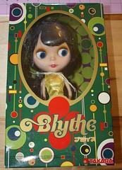 Hello? (sewberrycute!) Tags: blythe goldie allgoldinone bl