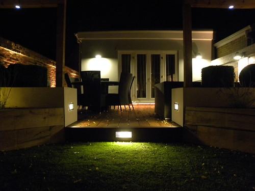 Garden Lighting Wilmslow Image 11
